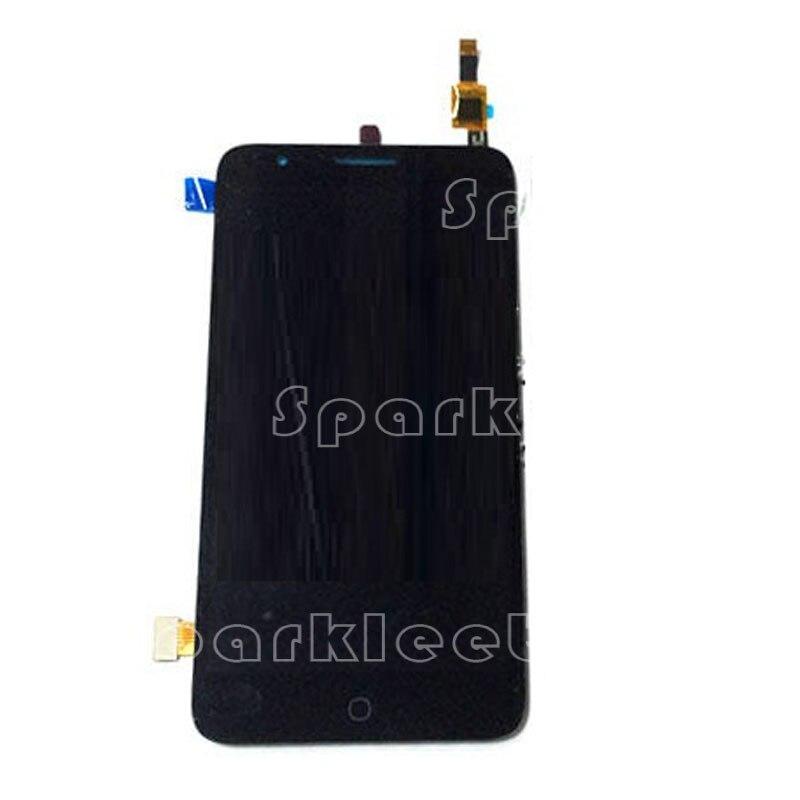Фирменная Новинка lcd for Alcatel Pop 4 + OT 5056 5056A 5056D 5056E 5056 T ЖК дисплей Дисплей + Сенсорный экран дигитайзер в сборе