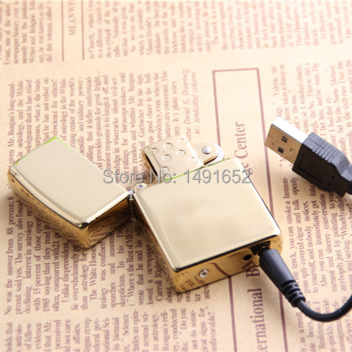 Free shipping font b electronic b font font b cigarette b font lighter gold ice shape