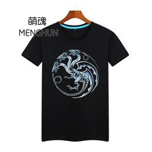 Yu Gi Oh! T shirts retro card game concept tee shirts Seto Kaiba BLUE EYES ULTIMATE DRAGON t shirts game anime fans t shirts 707 model fans instock 36cm duel monsters blue eyes ultimate dragon gk resin made figure toy for collection not contain kaiba seto