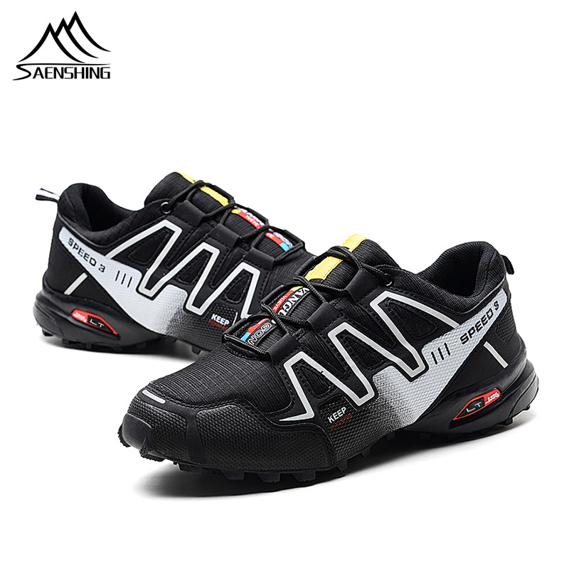 ourdoor sports shoes hiking climbing traveling sneakers sports Accessories Breathable mountain Racing Shoes Man