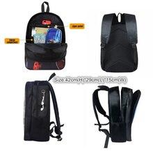 Naruto Uzumaki Printing School Bags Backpack