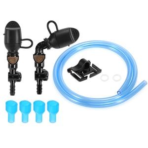 Image 1 - Hidratación vejiga cebo válvula hidratación Pack válvula de succión boquilla vejiga manguera reemplazo pinza de tubo hidratación vejiga accesorio