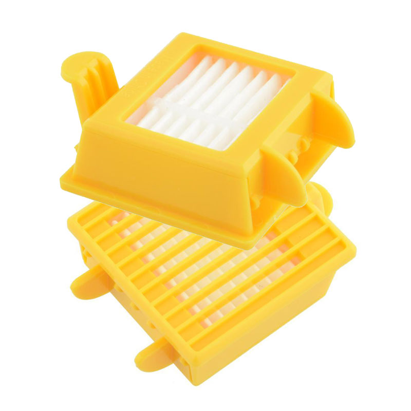2 Pcs Hepa Filter Replacement kit for iRobot Roomba 700 Series 750 760 770 780 790 Robot Vacuum Cleaner Parts Accessories filter 10pcs replacement hepa dust filter for neato botvac 70e 75 80 85 d5 series robotic vacuum cleaners robot parts