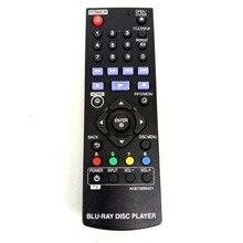 新しい Lg DVD/ブルーレイプレーヤーリモコン AKB73896401 BP135/BP240 ブルーレイしたがって Playe Fernbedienung