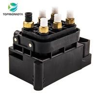 air suspension pump 2123200358 solenoid valve block W164 W211 W212 W221 W251 X166 W166 W218 C216 W222 S CL ML GL E CLASS CLS