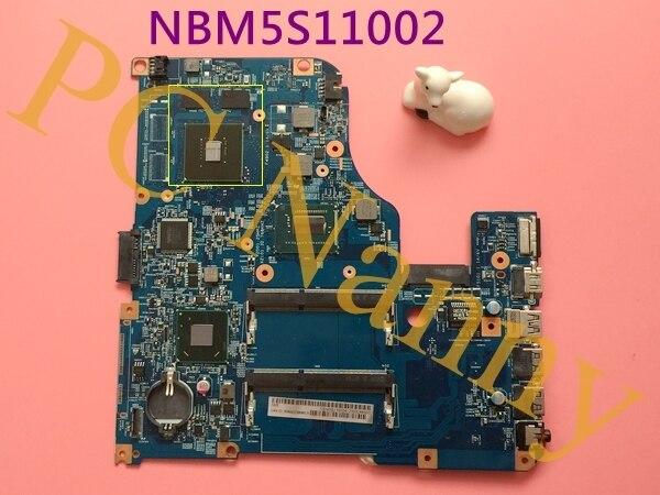 NBM5S11002 48.4TU05.021 Para Acer Aspire V5-571 Laptop Motherboard com I5-3337U