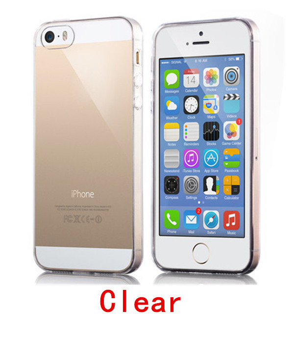50pcs/lot Protector phone cover Case for Apple iPhone 4 4s 5 5s 6 6S 4.7 6s plus 5.5 Transparent TPU Silicone soft Cover50pcs/lot Protector phone cover Case for Apple iPhone 4 4s 5 5s 6 6S 4.7 6s plus 5.5 Transparent TPU Silicone soft Cover