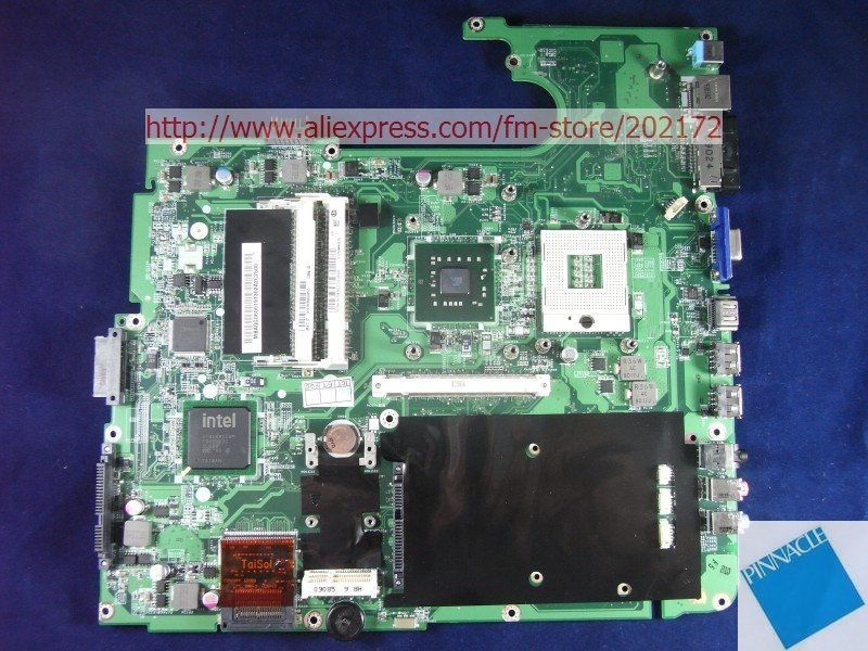 MBAQG06001 Motherboard for  Acer aspire 7730 7730G 7730ZG MB.AQG06.00131ZY2MB0070 ZY2  tested good free shipping for acer tmp453m nbv6z11001 ba50 rev2 0 motherboard hm77 tested