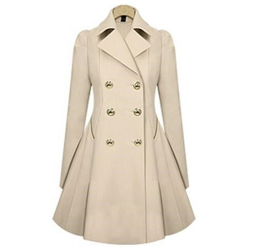Online Get Cheap Winter Trench Coat -Aliexpress.com | Alibaba Group