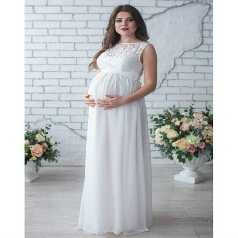 BAHEMAMI Umstandskleid Schwangerschaft-kleidung Schwangere Frauen ...