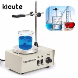 220V 150W 1000ML Magnetic Stirrer Mixer Machine Heating 78-1 Hot Plate Medical Laboratory Tool