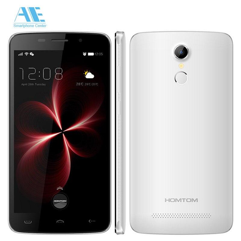 bilder für HOMTOM HT17 Pro Handy MTK6737 Quad-Core-Handy 5,5 Zoll Bildschirm 2G RAM 16G ROM Android 6.0 4G LTE Smartphone