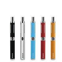 Origina Evolve C special version 2 in 1 vapor kit wax and CBD oil atomizer Vaporizer 5 Colors Electronic cigarette vape