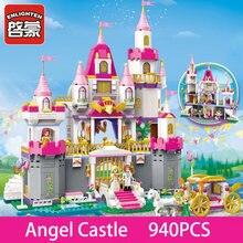 210 940 шт Детский конструктор «Замок принцессы»