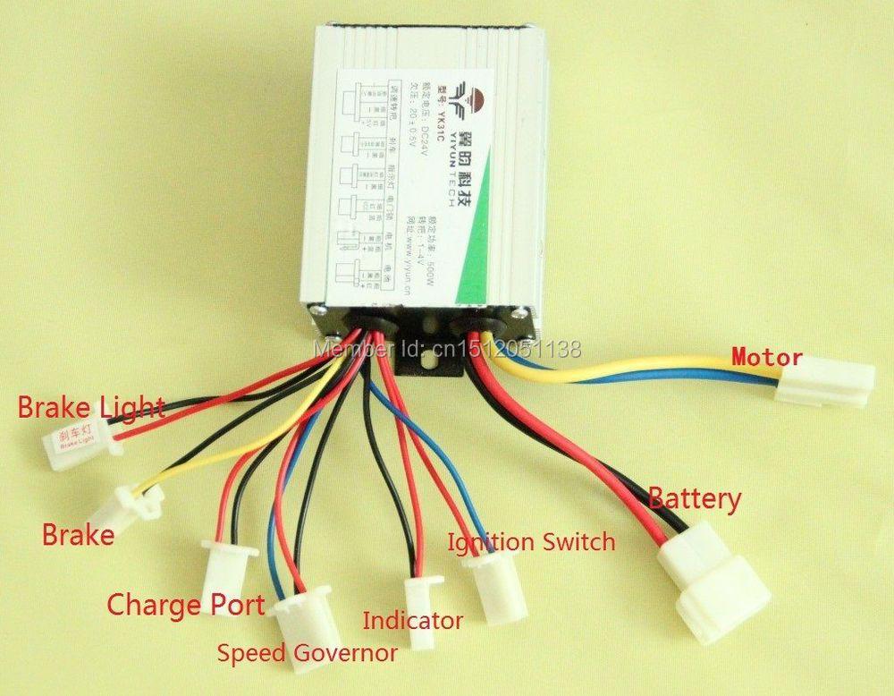 evo e bike 24v wiring diagram