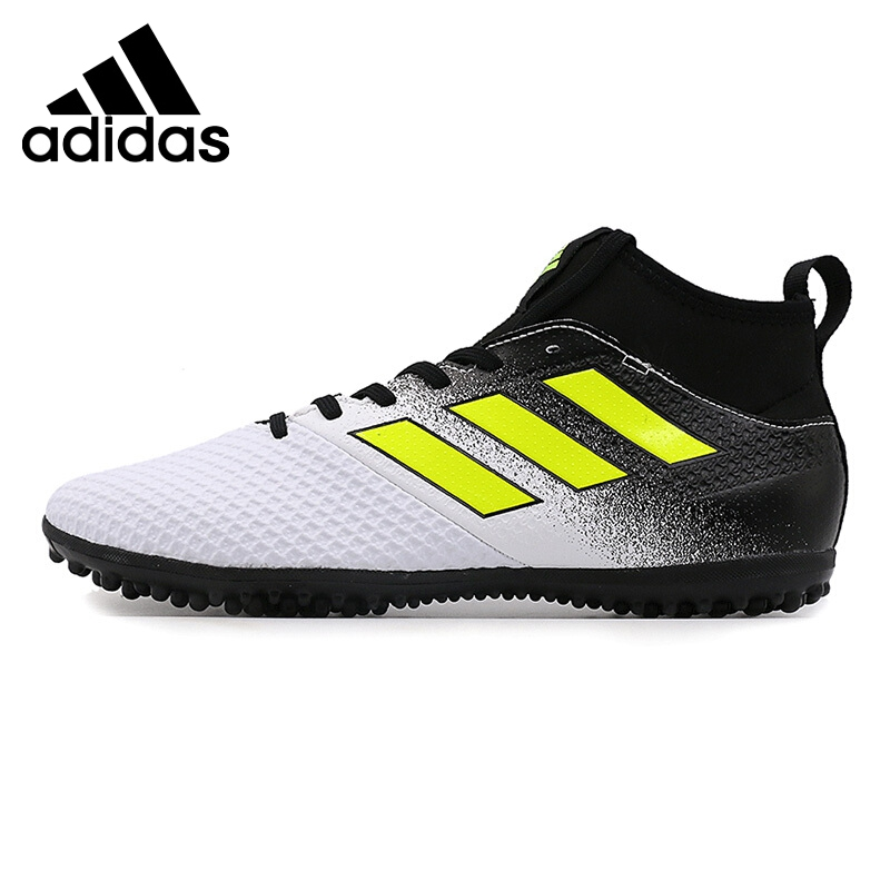 Original New Arrival 2017 Adidas ACE TANGO 17.3 TF Men's Football Soccer Shoes Sneakers tiebao a13135 men tf soccer shoes outdoor lawn unisex soccer boots turf training football boots lace up football shoes