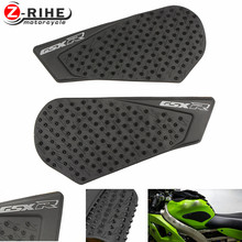 for Motorcycle Accessories Carbon Fiber Tank Pad tank Protector Sticker for suzuki gsxr600 gsxr750 gsxr 600 gsxr 750 11 12 13 14