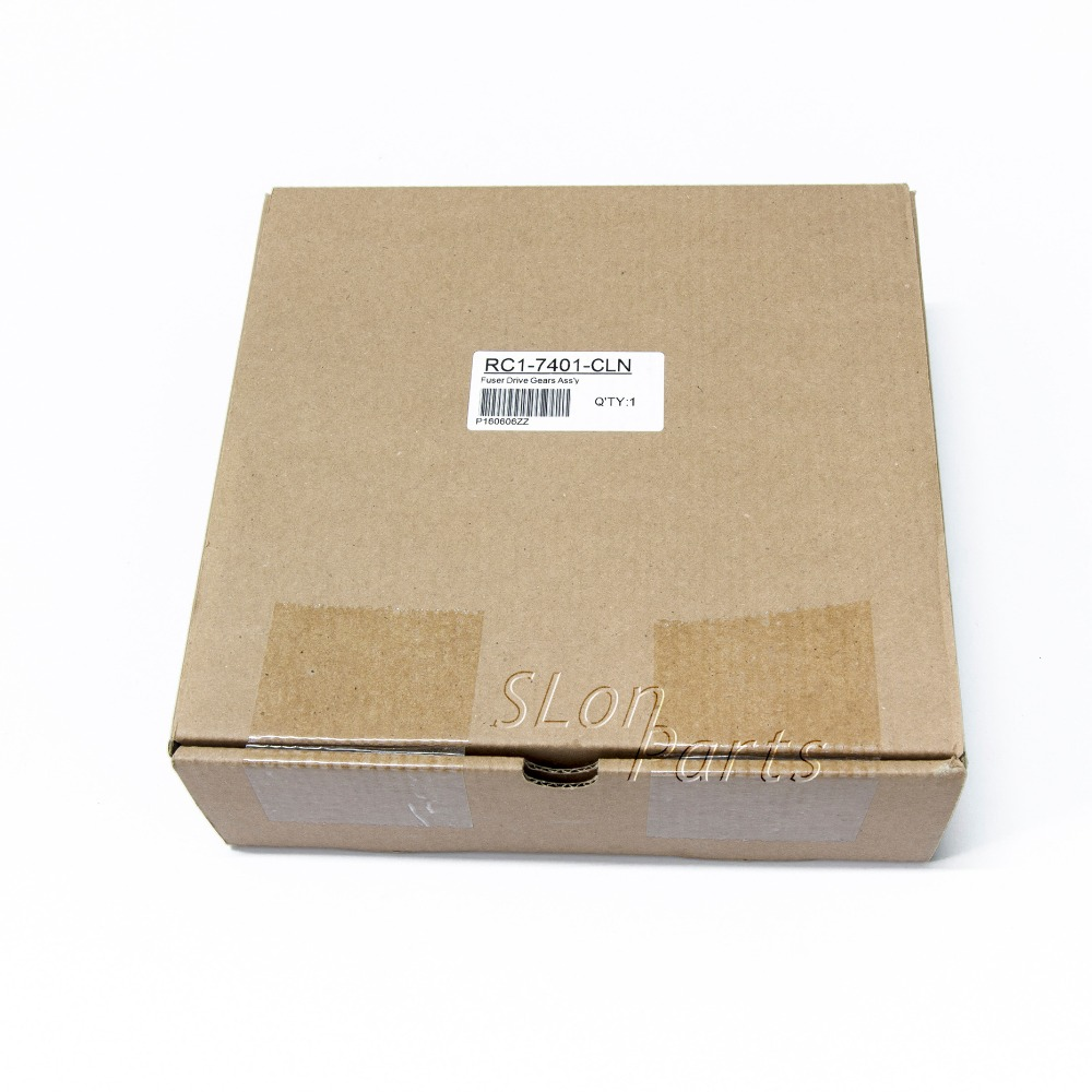 NEW RC1-7401-CLN RC1-7401 for HP 5200 LBP 3500 Fuser Drive Gears Assembly