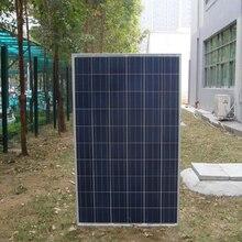 panel solar 250w 36v polycrstalline for home power system charge battery 24v placas solares fotovoltaicas SFP250 W