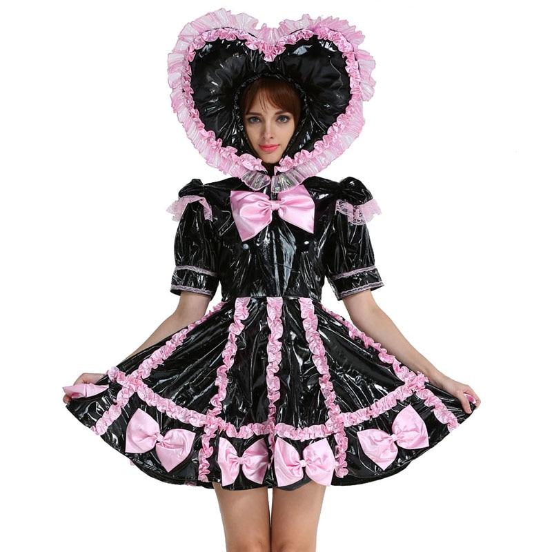 adult baby Kleidchen Sissy Kleid XXL EUR 39,00 PicClick DE