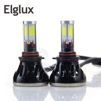 Elglux G5 LED Bulb H1 H4 H7 H8 H9 H11 HB3 9005 9006 H13 9012 Car Headlamp Auto LED Lamp Car Headlights Fog Lamp 2PCS/Lot