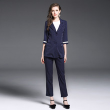 Popular Work Three Quarter Pants Suits for Women-Buy Cheap Work ...