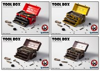 1/6 Scale Hand Tools Toolbox Set Repair Kit Repairman Accessories for 12'' Action Figure Scene Accessorie