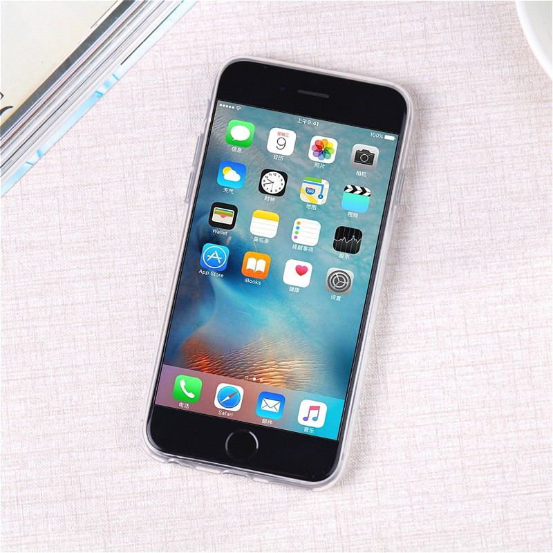 Hot Instagram Photo Colorful Soft TPU Coque Cases Cover for iPhone 7 plus Phone Case 5.5 inch Silicone Slim Housing Capa Cover