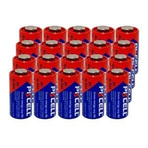 Image 1 - 20 sztuk/partia PKCELL Bateria 6V 4LR44 L1325 PX28A 476A A544 28A Bateria alkaliczna baterii Bateria