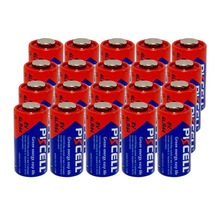 20Pcs/lot PKCELL Battery 6V 4LR44  L1325 PX28A 476A A544 28A Alkaline Battery Batteries Bateria