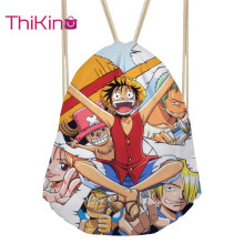 Thikin One Piece Backpack for Teenager Kids Casual Sack Mini Toddler Softback Boys Beach Mochila DrawString Bag