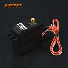 DFRobot DSS M15S 270 angle degrees 15KG DF Metal gear Servo motor 4.8~7.2V  with Analog Feedback RC PWM compatible with Arduino