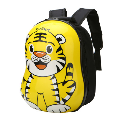 4317b291b6 Cartoon shell baby child school bag male girl school bag kindergarten waterproof  backpack 3-7Years old children