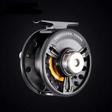 1:1 Full Metal Fly Fish Gear 3BB Ball Bearing Ice Fishing Wheel Left/Right Interchangeable цена