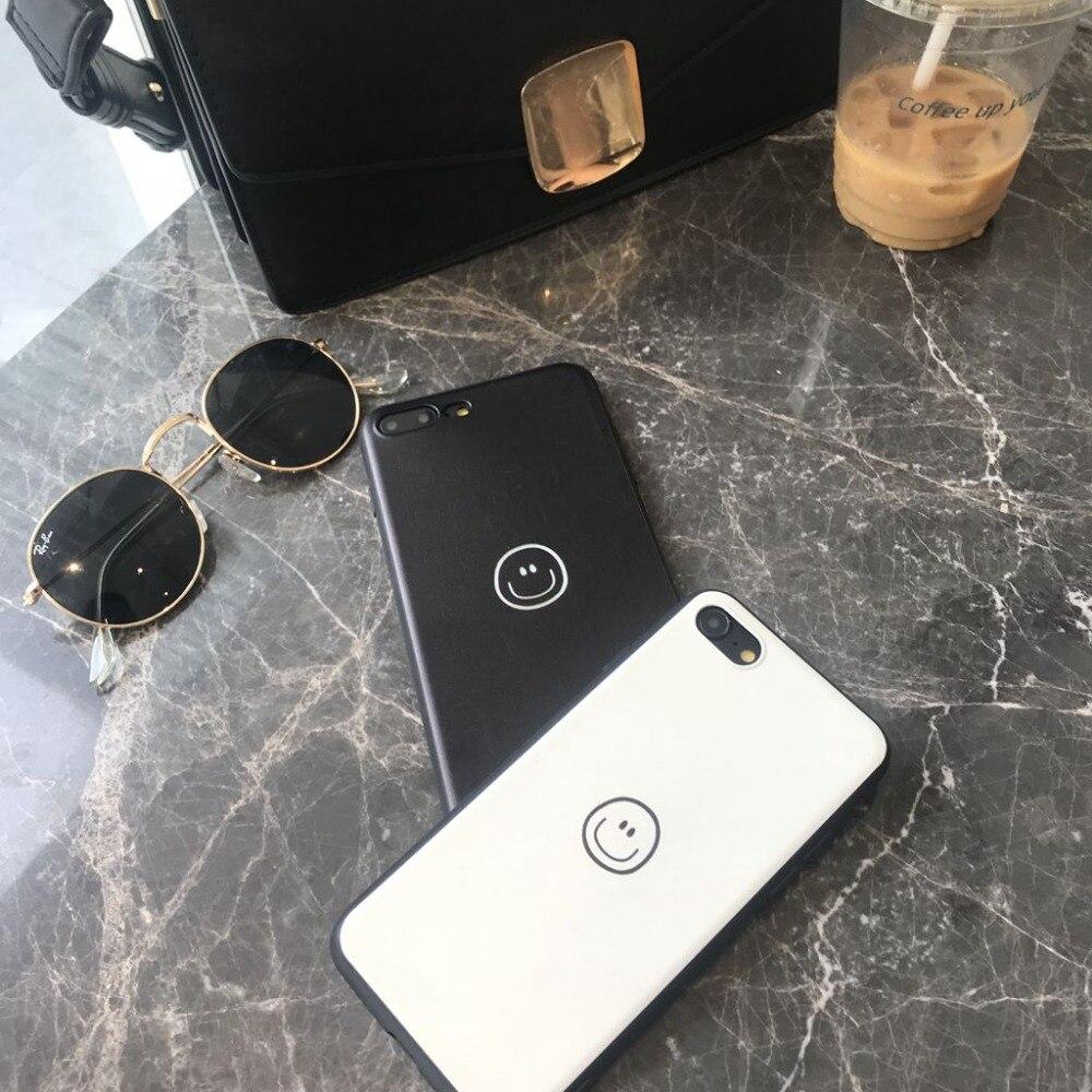MA The Smiley Face Phone Case&cove For Huawei P8 lite 2017 P9 P10 P20 Lite Plus Nova Honor 6C 6A 6X Honor 8 Honor 9 Mate 10lite