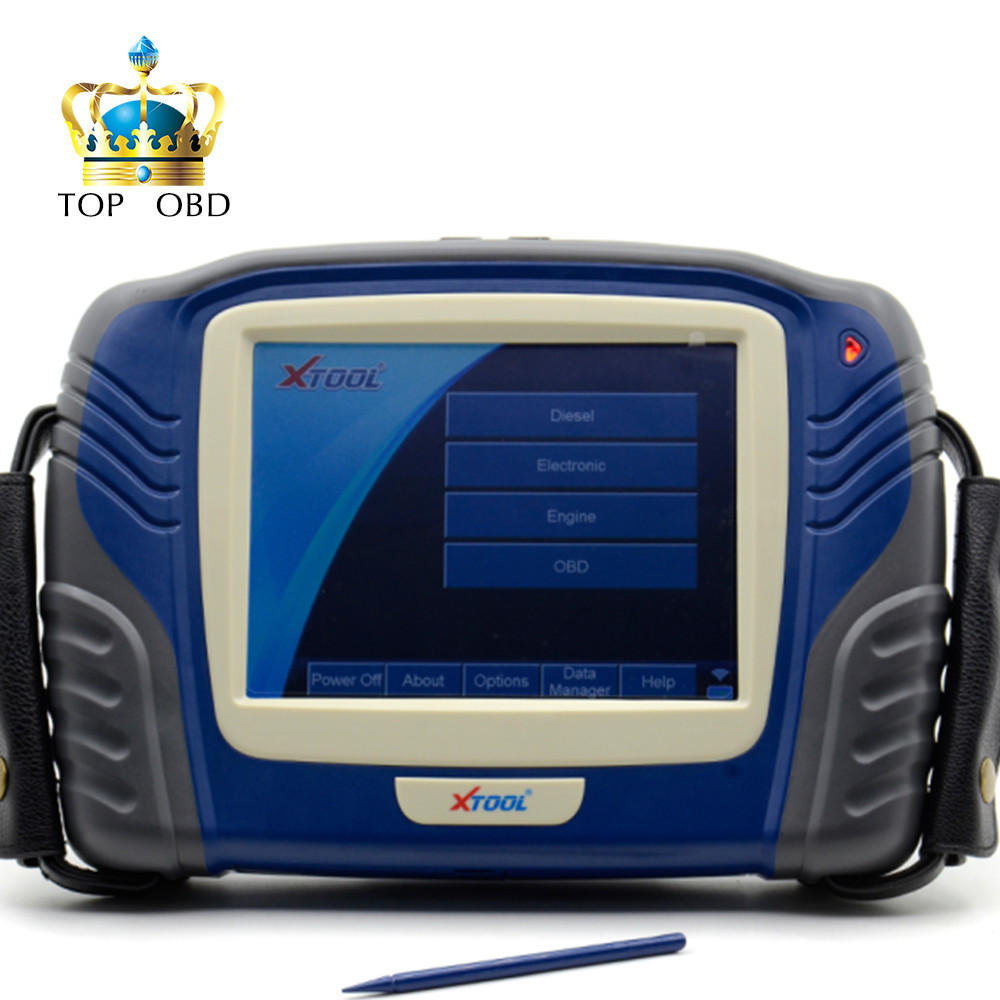 [XTOOL Distributor] XTOOL Truck Diagnostic Tool XTOOL PS2 PS 2 Heavy Duty with Bluetooth Update Online Fast shipping