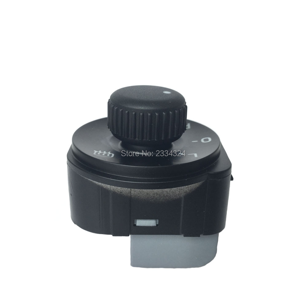 For SKODA Octavia MK2 II 1Z  Side Mirror Switch Control Adjust Knob 1Z0 959 565A ,1ZD 959 565,1Z1959565A,1ZD959 565