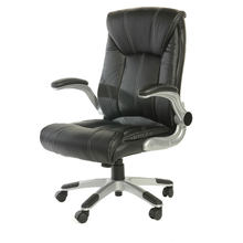Computer Chair 360 Degree Swivel Streamlined Leather Office Chair High Back Racing Seat Boss Chair Home Furniture(China)