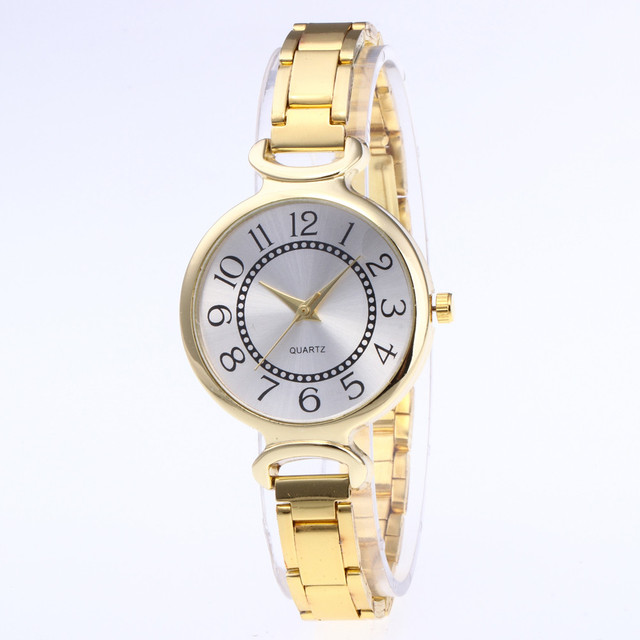 Duobla New Fashion Watches Women Luxury Brand Stainless Steel Bracelet watches L