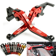 FREAXLL CNC Aluminum Motorbike Levers Motorcycle Brake Clutch For Ducati 999 999S 999R S R 2003 2004 2005 2006