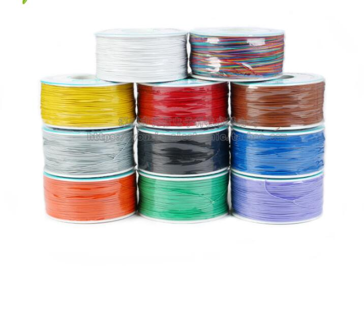 30AWG Single conductor Circuit board flywire OK cable multicolor 250M/1reel|Power Cords & Extension Cords| |  - title=
