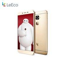 """Оригинальный LeTV LeEco Le 2×520 Snapdragon 652 Octa Core мобильный телефон 5.5 """"3 ГБ Оперативная память 32 ГБ Встроенная память 1920×1080 16.0MP 3000 мАч отпечатков пальцев"""