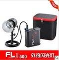 Jinbei CD50 flii-500w luz set luz del flash pequeño protable al aire libre al aire libre