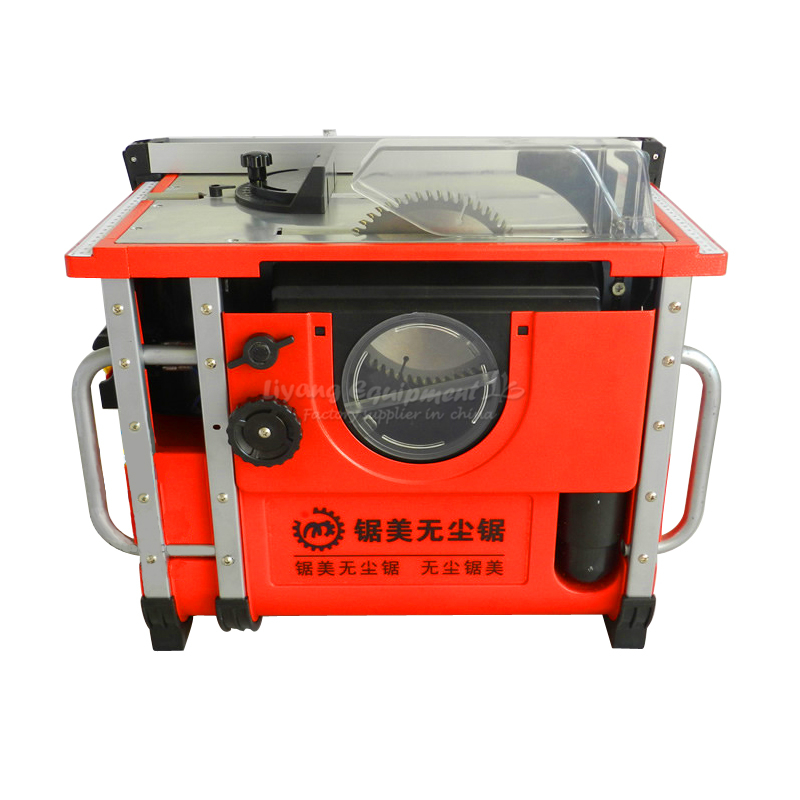 NEW Solid Wood Electric Saw With Dust With Dust Collector Q10129
