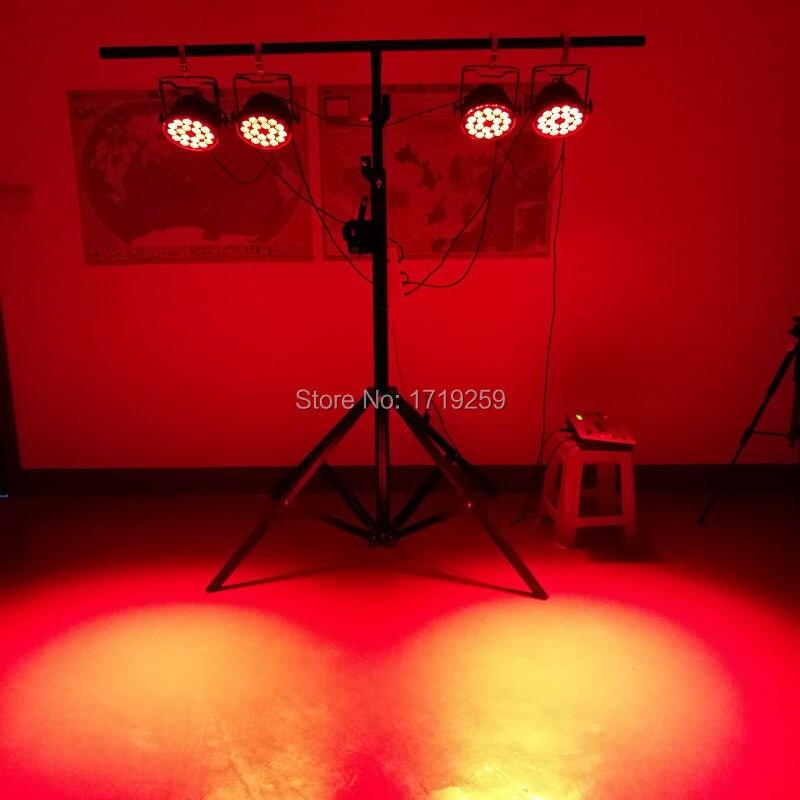 18x12W RGBW Led Par Light DMX Stage Lights Business Lights - Kommersiell belysning - Foto 6