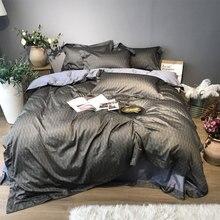 Современный геометрический на постельном наборе взрослый подростковый человек, полная Королева Король Хлопок Прохладный двойной домашний текстиль простыня, наволочка пододеяльник