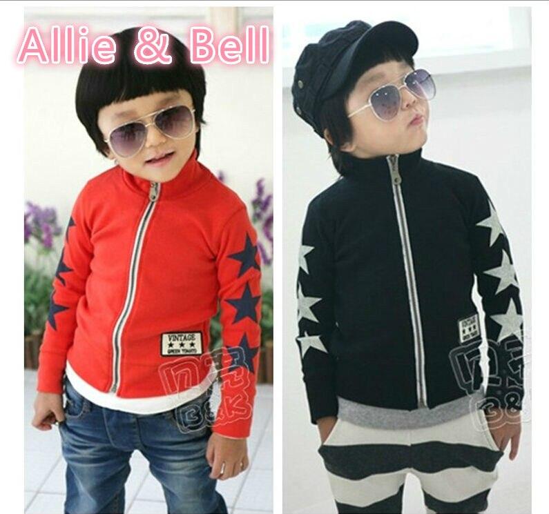Neue Kinder Sweatshirt Fit 3-7Yrs Mädchen Jungen Kinder Langarm Frühling Herbst Dicken Mantel Babykleidung Einzelhandel