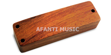 Afanti Music Bubinga wood  Narrow Bass Guitar Pickups (WCNB-BB)