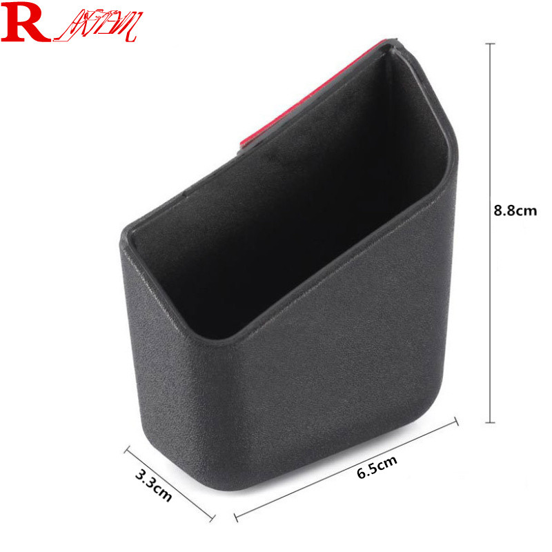 car styling Multi-purpose car Storage box glasses box for Porsche 911 918/Cayenne/Macan/Macan S/Panamera/Cayman/Carrera/Boxster