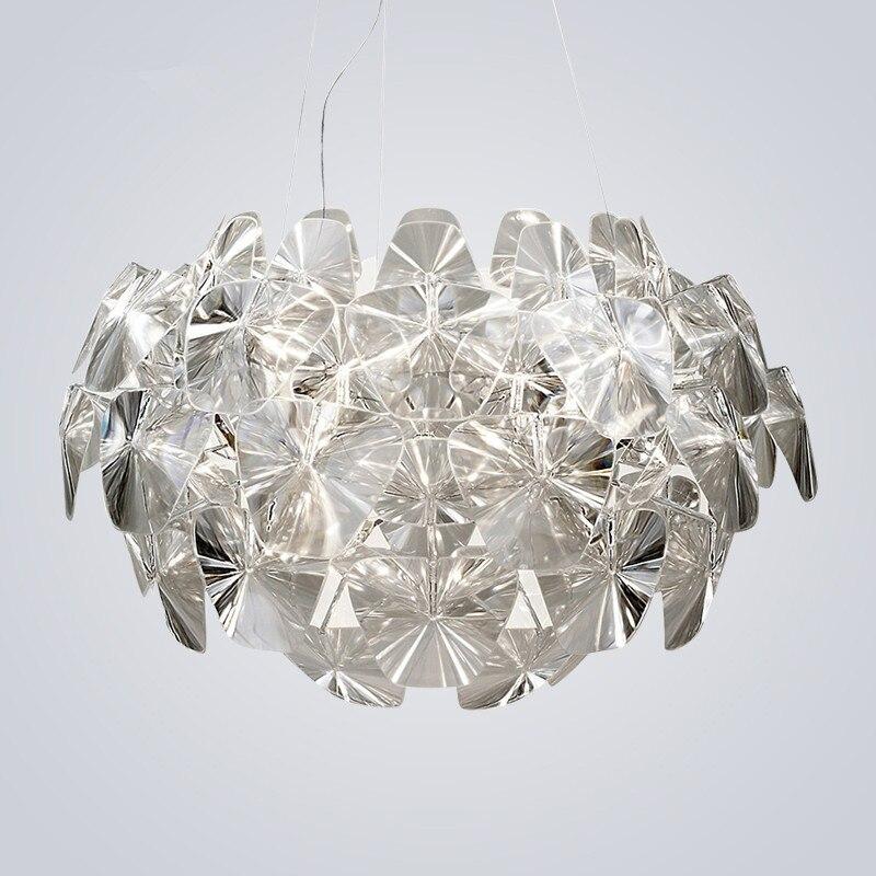 Современные надеюсь подвесной светильник E27 светодиодный свет лампы для Кухня гостиная подвесной светильник светильники подвесные светил...